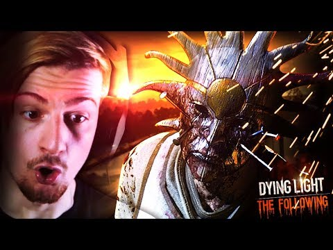 THE END IS NEAR.. THIS IS GETTING INTENSE    Dying Light: The Following (Part 9)