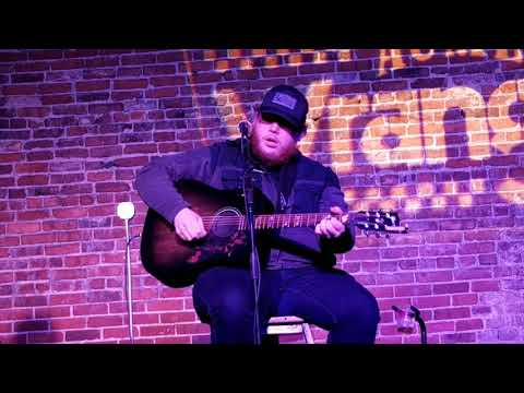 Luke Combs - When It Rains It Pours (2/26/2018) Nashville, TN