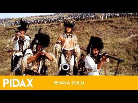 Pidax - Shaka Zulu (1986, TV-Serie)