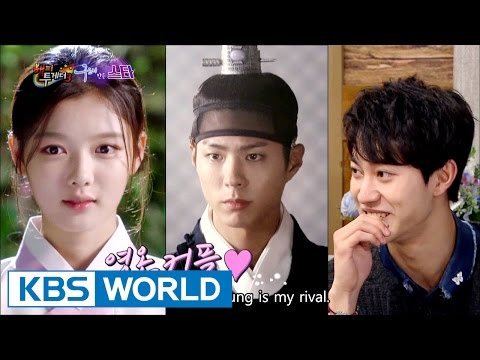Kwak Dong-yeon wants the 2016 Best Couple Award [Happy Together / 2016.11.10]
