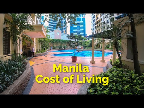 Manila - Cost of Living,  Makati & BGC