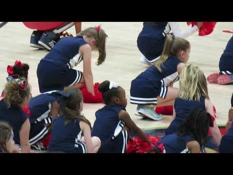Emma Dances with the Pelicans