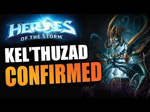 Kel'thuzad confirmed + 3 new skins! // Heroes of the Storm