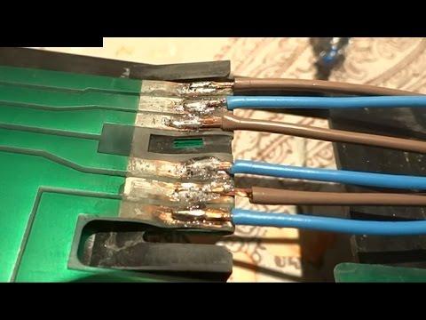 Доработка задних фонарей. Ваз 2114 Видео №110 - YouTube