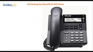 IP 420 Phone Training for Education