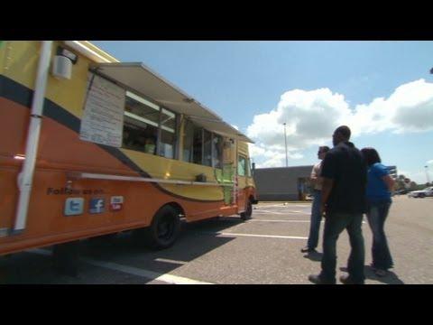 Food Trucks at Tampa International Airport