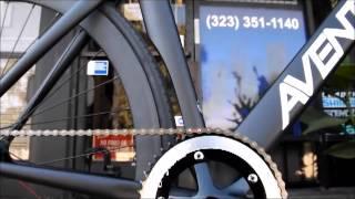 Aventon Mataro Complete Bike Black