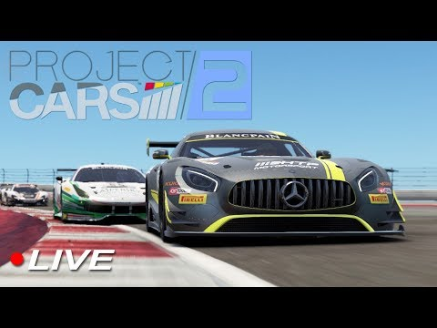 Project Cars 2 AOR GT3 Elite League Season 12 Round 9