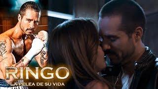 Ringo - Capítulo 29: ¡El primer beso entre Julia y Ringo! | Televisa