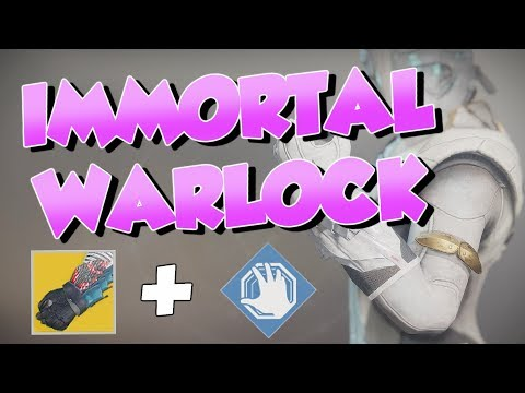 IMMORTAL WARLOCK BUILD! NEW Karnstein Armlets Buff [Destiny 2]