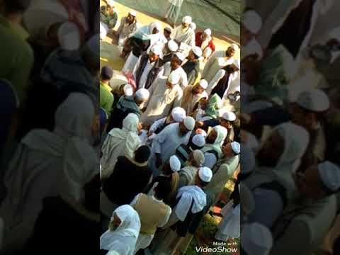 Hazrat moulana sayyed mukarram hussain sb sansarpuri  majaz hazrat shah abdul qadir re... Raipuri