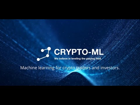Crypto-ML Demo 2019 – Machine Learning for Cryptocurrency Traders and Investors