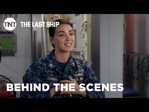 The Last Ship: Captain Kara - Season 5 [BEHIND THE SCENES] | TNT