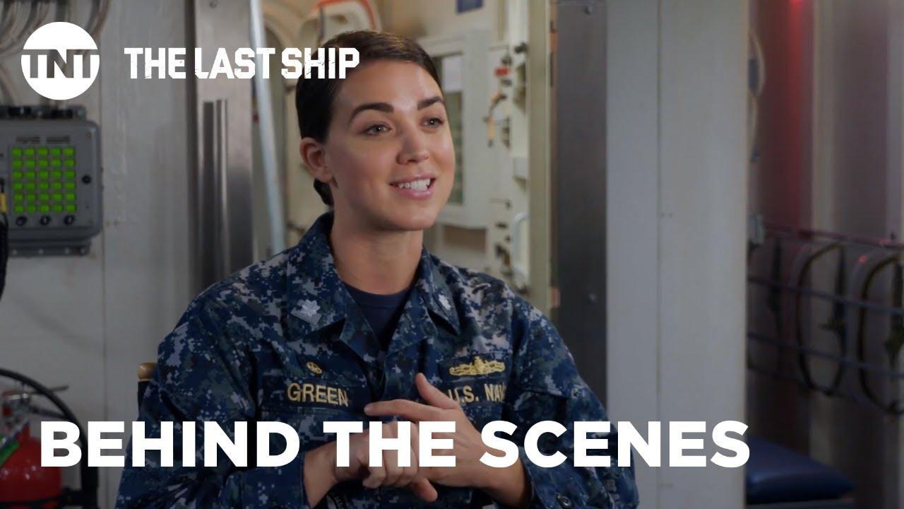 Download The Last Ship: Captain Kara - Season 5 [BEHIND THE SCENES] | TNT