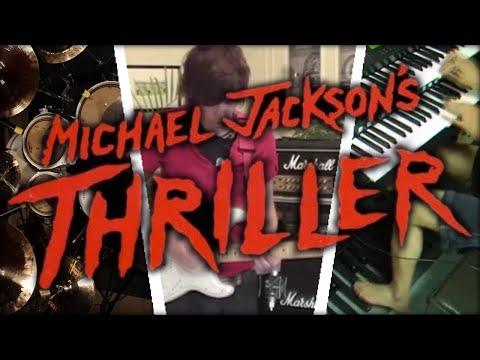 Randy Baumann & the DVE Morning Show - Michael Jackson - Thriller YouTube Artist Mix