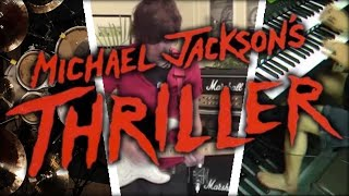 Michael Jackson  Thriller YouTube Artist Mix by OHADI