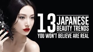 connectYoutube - 13 Outrageous Modern Japanese Beauty Trends That Actually Exists
