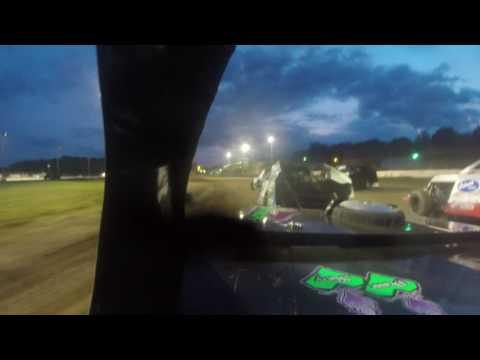 6-9-17 Lafayette County Speedway Modified Heat