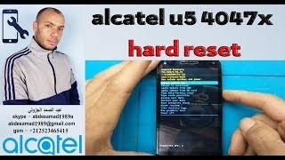 How to reset alcatel u5 4047x hard reset