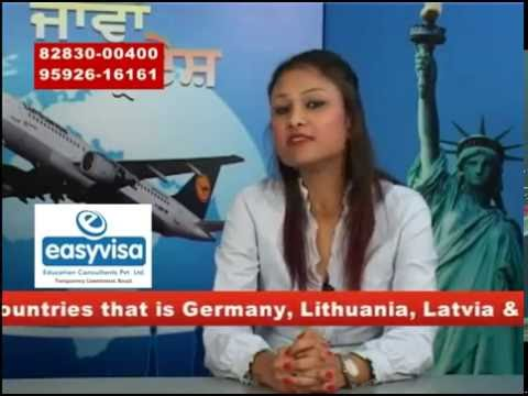 Study in Germany , USA , Lithuania