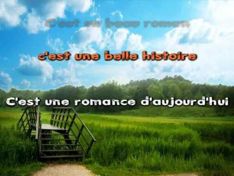 Une Belle Histoire _ Michel Fugain - Karaoké Chanté