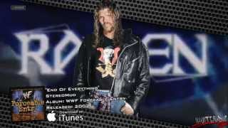 "WWE [HD] : Raven Classic Theme - ""End Of Everything"" By Steromud + [Download Link]"