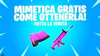 "WIE DIE MIMETIC ""FREE"" VON SAN VALENTINO ON FORTNITE - ALL THE TRUTH!"