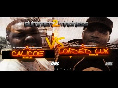 SMACK/ URL PRESENTS LOADED LUX VS CALICOE | URLTV