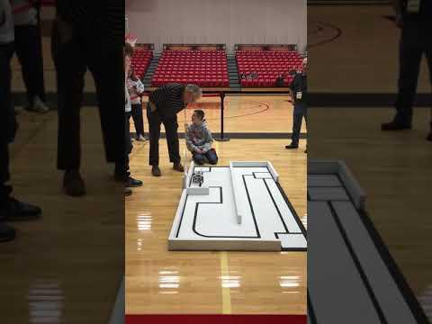 Niles middle school robotics 2018-3