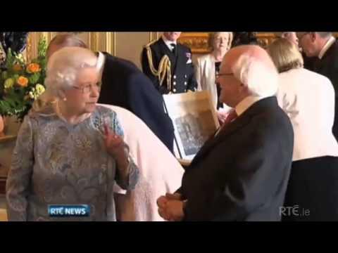 Michael D Irish State Visit Behind the Scenes
