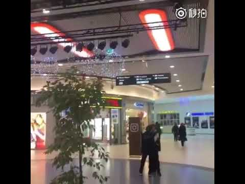 JJ Lin 林俊傑 - Until The Day broadcasted in Russia Mall