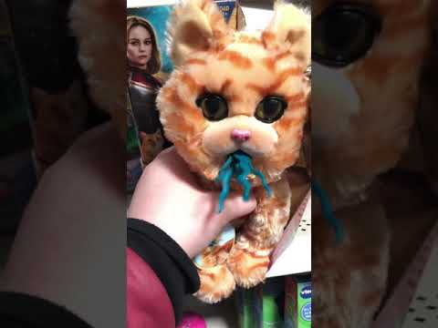 Captain Marvel Spoiler Found At Walmart With This Goose The Cat Toy