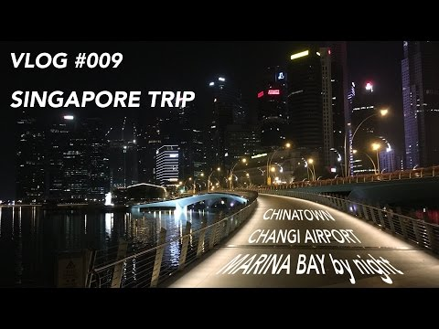 Singapore Trip - Beautiful Singapore and Changi Airport | Marina Bay | China Town | Trip Report