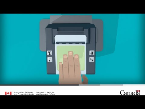 Biometrics: Making Travel Easier While Keeping Canada Safe.