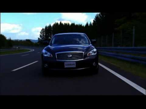 Officially New Nissan Fuga 2010 Youtube