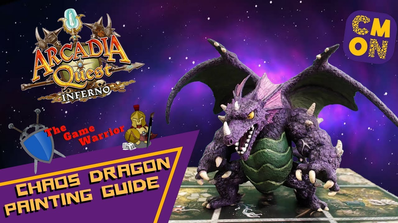 Arcadia Quest: Pets Review - with Tom Vasel - YouTube
