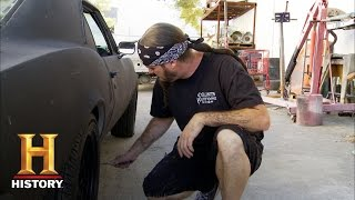 Counting Cars: Paint for V8 | History