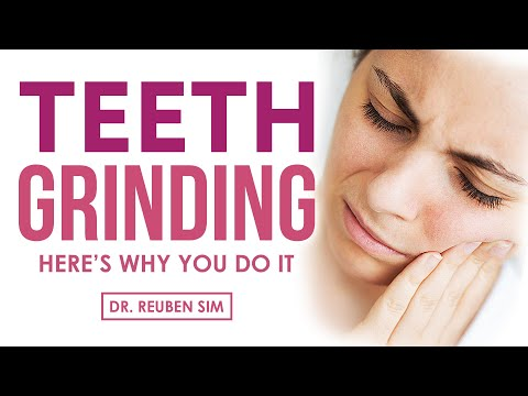 Do You Grind Your Teeth? Here's Why You Do It