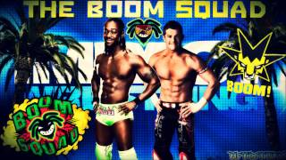 "(NEW) 2013: Air Boom 1st TNA Theme Song ► ""Mr. Boombastic V2"" By Forever N Ft. Benji + DLᴴᴰ"
