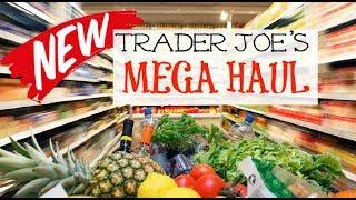 Trader Joe's New Item Mega Haul | June 2018