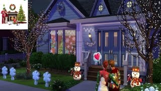 Sims 4 Holiday Celebration Pack Review