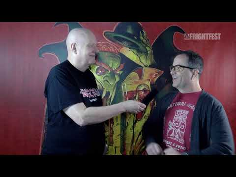 THE DEAD CENTER - UK Premiere Interview With Billy Senese