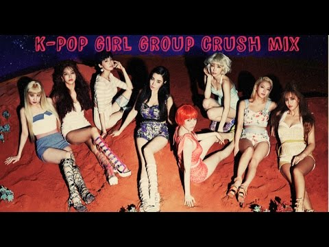 Girl group Crush mix Pt. 1 Kpop Playlist