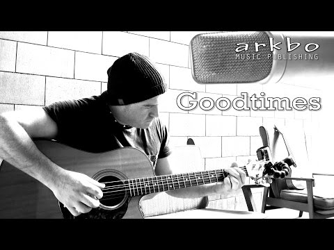 Acoustic Singer Songwriter - Original song - unsigned artist pop song - Guitar Vocals - Goodtimes