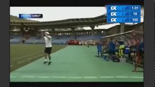 Pyunik - FK Vardar 1-0 Goal Konate