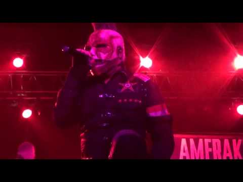 Amerakin Overdose - The Great Amerakin Dream live Roseland Theater 7-22-16