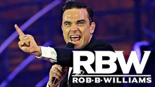 Robbie Williams - Live in Switzerland 2016 [HD, Full Concert]