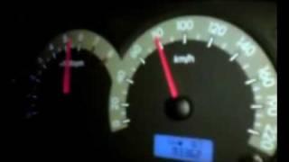 Hyundai Elantra XD 1.6 GLS acceleration смотреть
