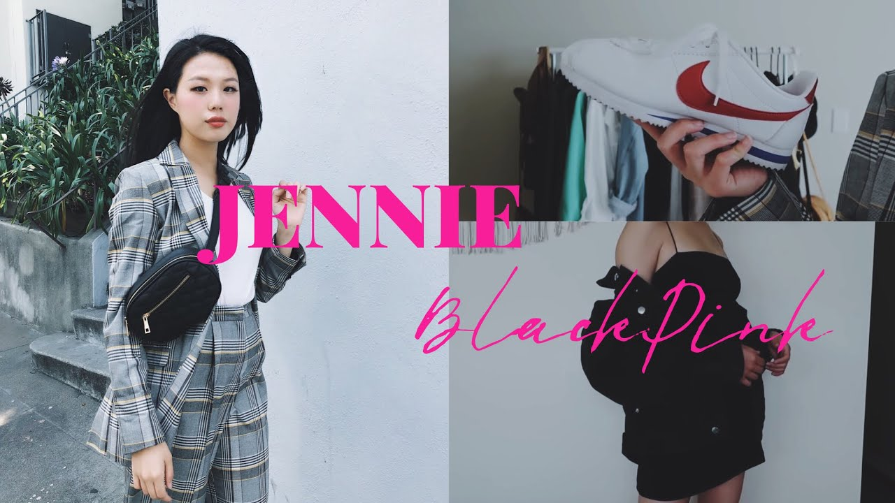 Blackpink Outfit Ideas: Jennie BLACKPINK Inspired Outfits