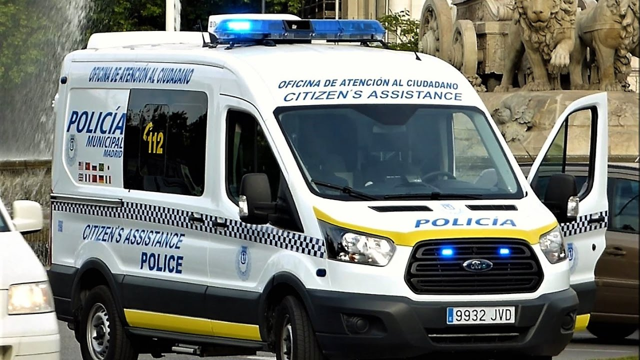 Polic a municipal de madrid oficina atenci n al for Oficina de atencion al ciudadano linea madrid